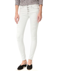 Ciara skinny jeans with exposed buttons medium 1152287