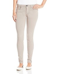 Genetic Los Angeles Genetic Stem Mid Rise Skinny Jean In Earth