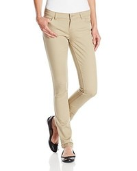 Dickies Girls 5 Pocket Stretch Twill Pant Juniors