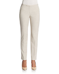 Tahari Jillian Slim Fit Pants