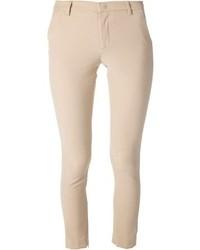 MSGM Stretch Skinny Trousers