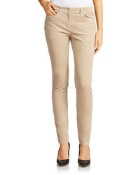 Eileen Fisher Skinny Corduroy Pants