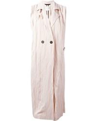 Forte Forte Long Sleeveless Coat