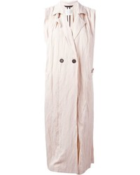Forte Forte Long Sleeveless Coat
