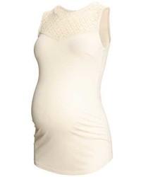 Mama sleeveless jersey top medium 5030957