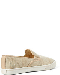 Ralph Lauren Lauren Janis Slip On Sneaker