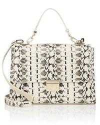 Versace Embossed Crossbody Bag