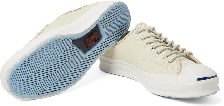 aa65e47e107c Converse Jack Purcell Signature Water Resistant Shield Canvas Sneakers