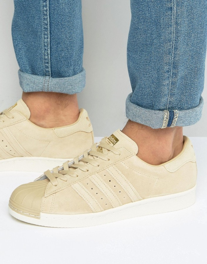 $72, adidas Originals Superstar 80s Sneakers