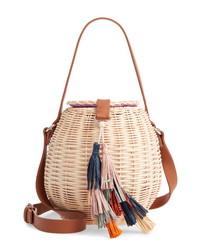Nordstrom Honey Pot Basket Crossbody Bag