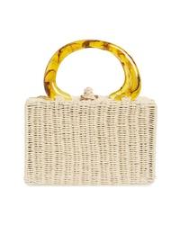 Brixton Avalon Straw Bag