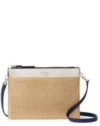 New york clarise woven leather crossbody purse medium 4907905