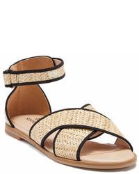 Susina Leia Ankle Strap Sandal