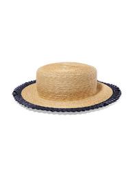 Gigi Burris Agnes Med Straw Hat