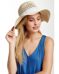 August Hat Chantilly Lace Fedora