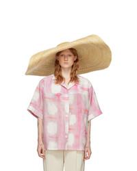 Jacquemus Beige Le Chapeau Bomba Hat