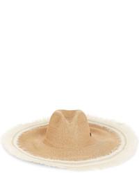 Fil Hats Natural Straw Mauritius Hat
