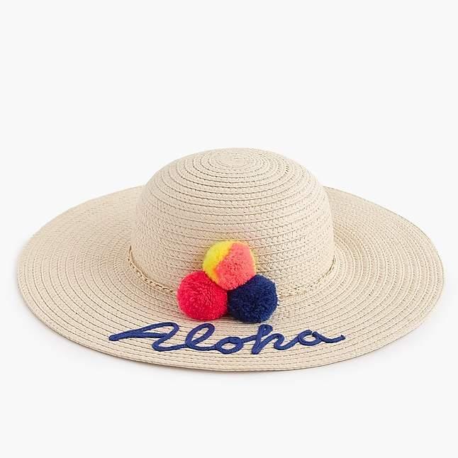 J.Crew Girls Aloha Sun Hat