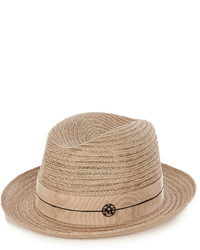 Maison Michel Joseph Hemp Straw Hat