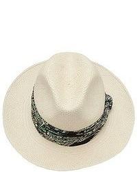 Lanvin Panama Hat