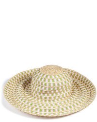Missoni Mare Cottonstraw Sun Hat