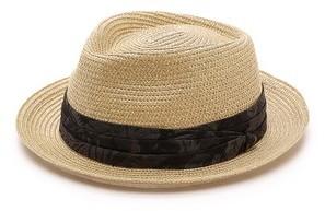 Mr Kim Tony Straw Hat