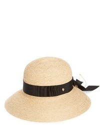 Newport raffia straw hat beige medium 3904346