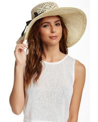 Nordstrom Rack Open Weave Garden Floppy Hat