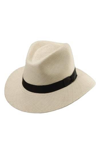 5af721abe $130, Scala Panama Straw Safari Hat