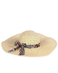 PDS Online Wide Brim Floppy Sun Hat Fedora Hat Types Straw Hat