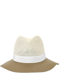 Rag and Bone Rag Bone Woolstraw Floppy Brim Fedora