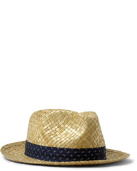 Paul Smith Shoes Accessories Woven Straw Hat