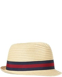 Old Navy Straw Fedoras