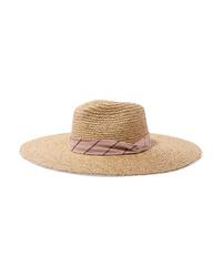 Rag & Bone Trimmed Raffia Panama Hat
