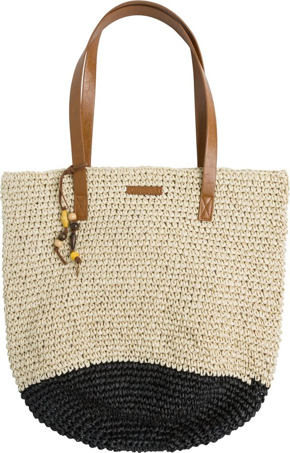 Billabong Breezy Tidez Straw Bucket Beach Tote | Where to buy ...