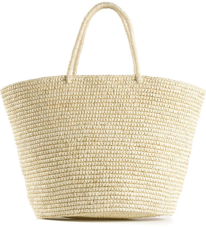 Sensi Studio Straw Tote Bag | Where to buy & how to wear