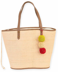 Sun N Sand Soul Power Straw Tote