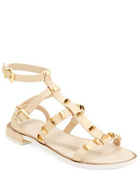 New york neve studded gladiator sandals medium 270100