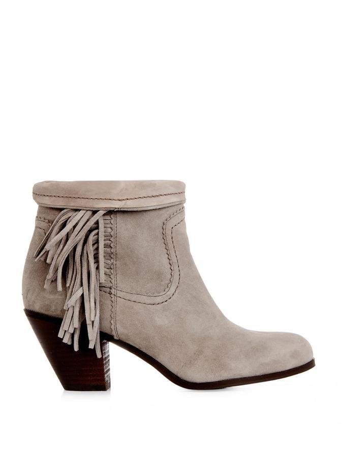 cb2ec60d9d6d ... Sam Edelman Louie Suede Ankle Boots ...