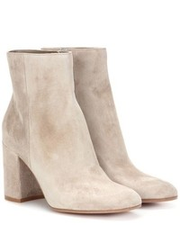 Gianvito Rossi To Mytheresacom Rolling 85 Suede Ankle Boots