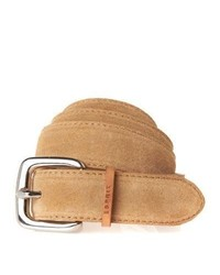 Esprit Suede Belt Golden Curry