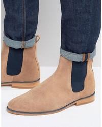 Bobbies Lhorloger Suede Chelsea Boots