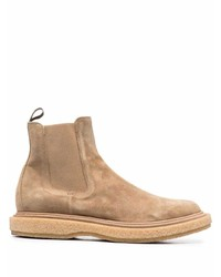 Officine Creative Bullet Suede Leather Boots
