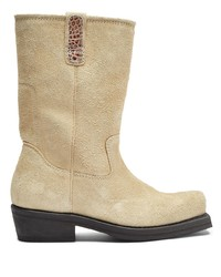 Our Legacy Flat Toe Boot Bge Boot