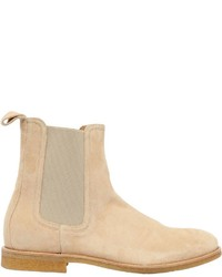 Leather suede chelsea boots medium 6736804