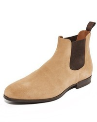 Doucal's Sebastiano Suede Chelsea Boots