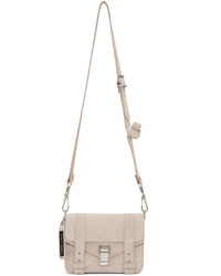 Beige suede mini ps1 crossbody bag medium 1252917