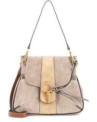 Lexa suede crossbody bag medium 6368517