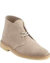 Clarks Desert Boot Sand Suede Boots