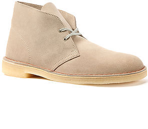 8f0102b0f74 $130, Clarks Originals The Desert Boot In Sand Suede